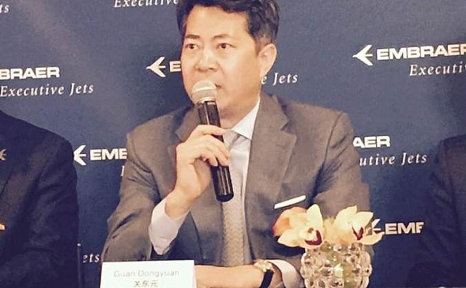 """巴航工业莱格赛500参展 """"2015亚洲公务航空展"""""""