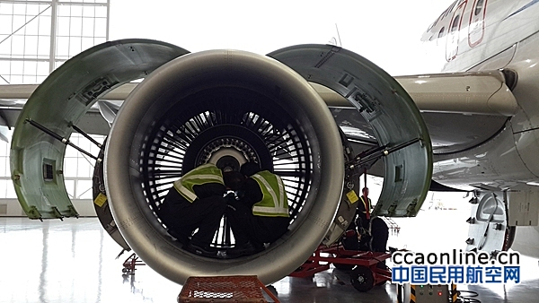 东航技术江西未按工卡维修被暂停C检6个月