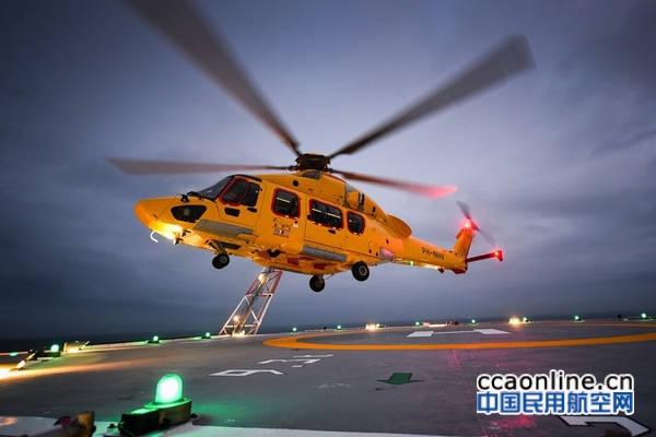 空客H175直升机