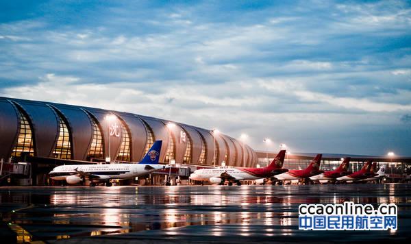 """航班量增长,客座率上升,辽沈航空市场""""春意""""渐浓"""
