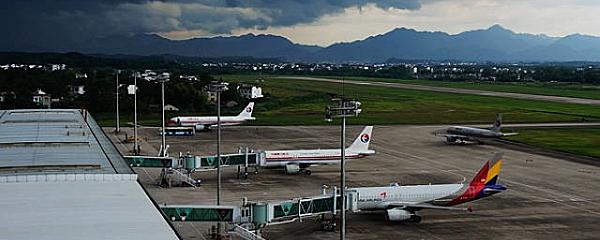 2017年上半年机场运行数据