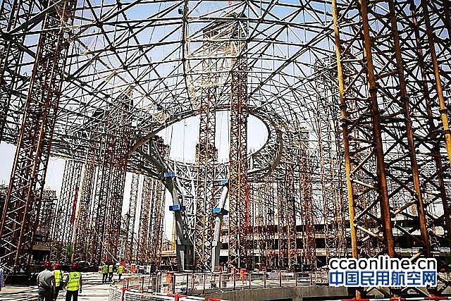 北京新机场累计投资已达308亿元,未来将独立运营