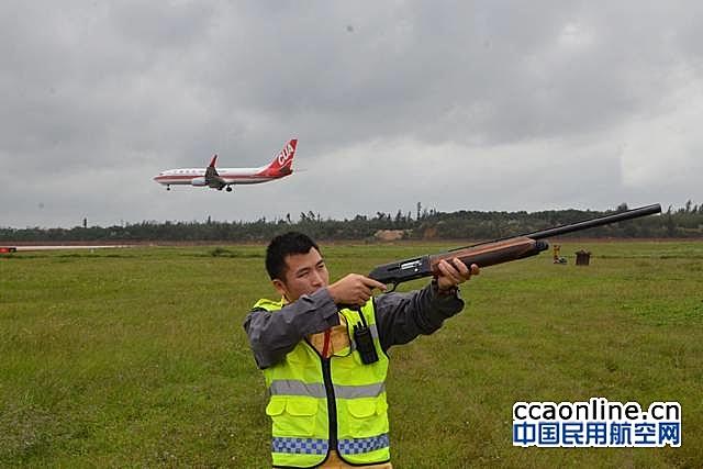 解密鸟害事件,美兰机场多项并举全面守护飞行安全