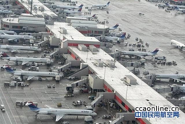亚特兰大国际机场停电,千余趟航班取消
