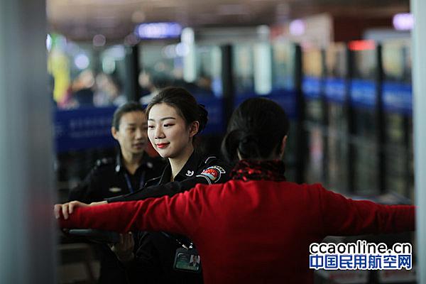 哈尔滨机场春运以来查获违禁物品2.4万件