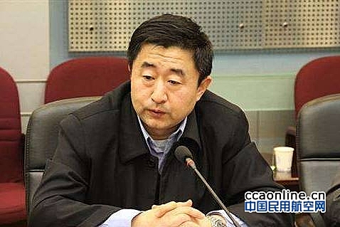 辛天河任民航华北地区管理局局长、党委副书记