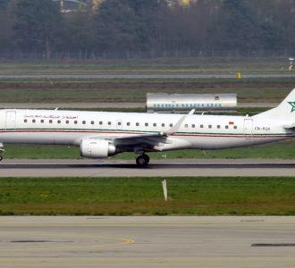 摩洛哥皇家航空