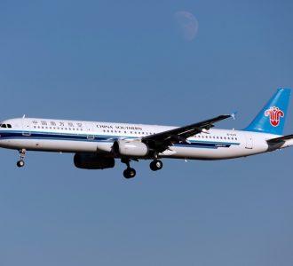 南航 A321-200