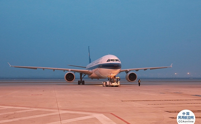 武汉至三亚、青岛等地航线销售走热,南航增加运力投入