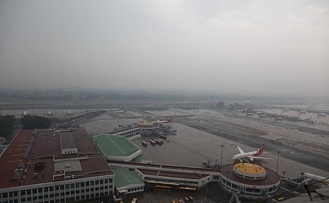 北京两场持续降雨 华北空管保障有序