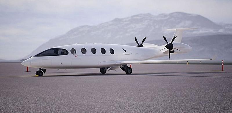 Eviation公布全电动飞机Alice最终量产版设计