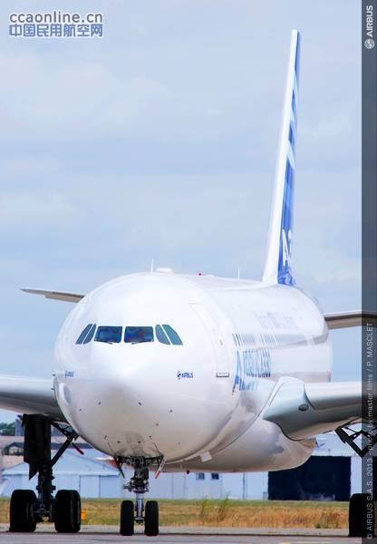 正当其时,空客A330助力中国民航发展