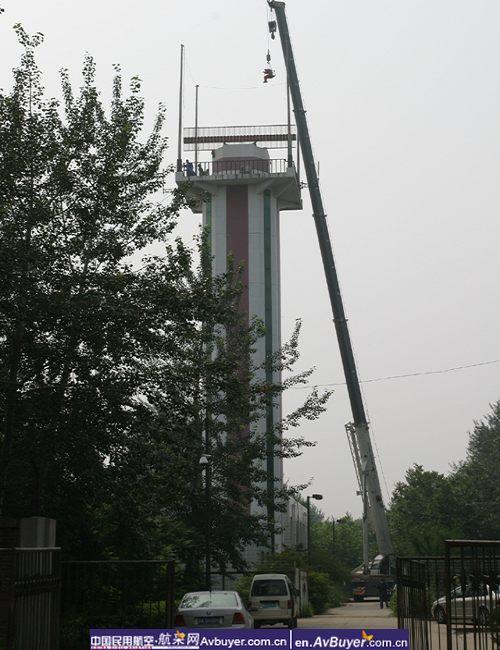 民航河北空管局圆满完成防雷系统升级改造工程