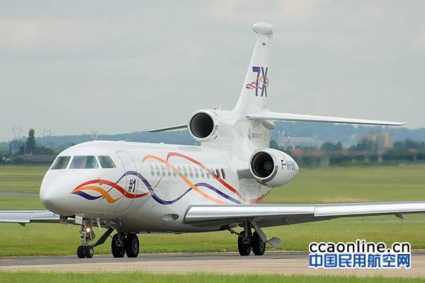 达索航空扩大在华客户服务,提升备件和售后能力