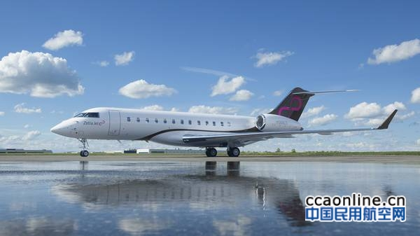 Zetta Jet航空与Collins签署全机队客舱连接协议
