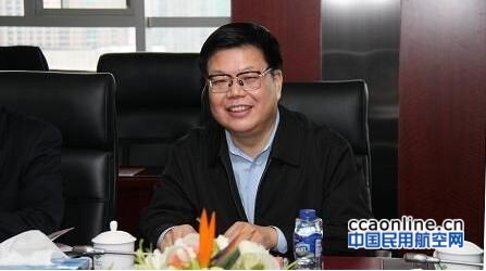 王昌顺:建立粤港澳大湾区民航议事机制
