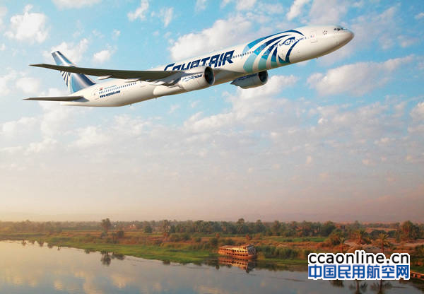 为拓展市场,埃及航空公司接收第三架空客A330-200 P2F货运飞机