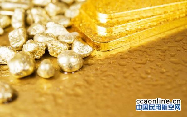 外媒:印度新德里海关今年被偷走逾64公斤黄金