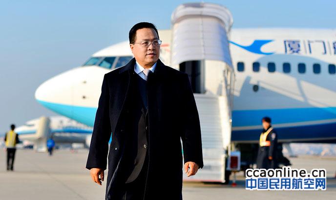 车尚轮任厦航董事长 赵东任总经理
