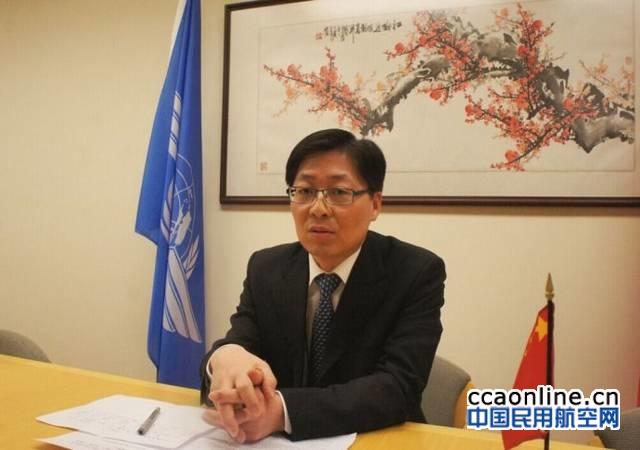 """王志清:主动服务""""一带一路""""倡议全面提升航空互联互通水平"""