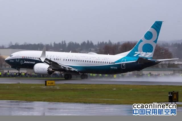 737MAX8将成为未来中国单通道机队的主力机型
