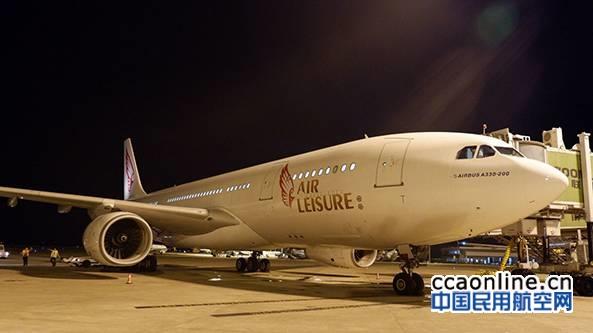 长沙首条直达非洲航线开通,每周六直飞阿斯旺