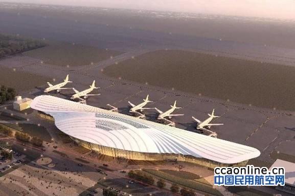 襄阳机场新航站楼9月将投入使用