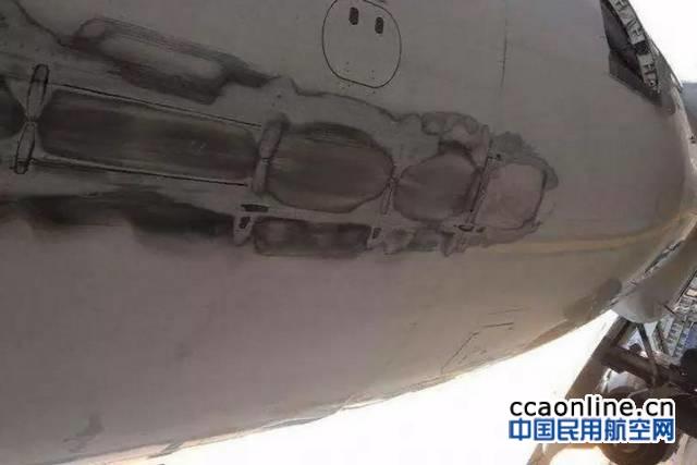 民航局就飞机尾部擦地事件行政约见东航武汉