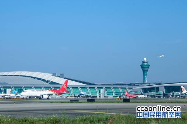 """广州机场加入""""6000万俱乐部"""",成都昆明深圳谁是下一个?"""