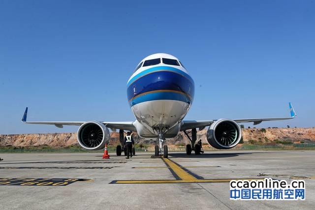 南航104架A320系列飞机选择APS3200辅助动力装置