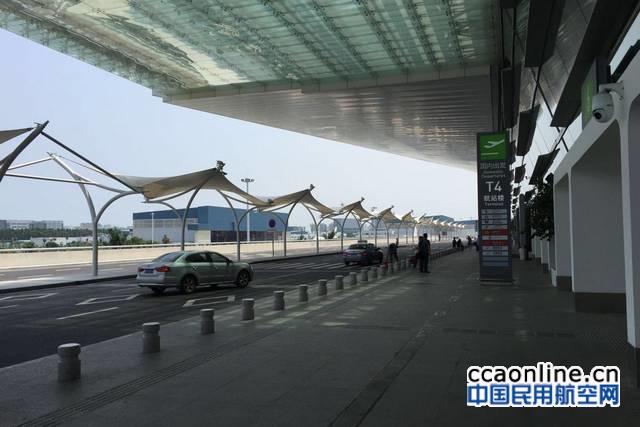 厦门机场发生惊险一幕,违规司机企图冲关被制服