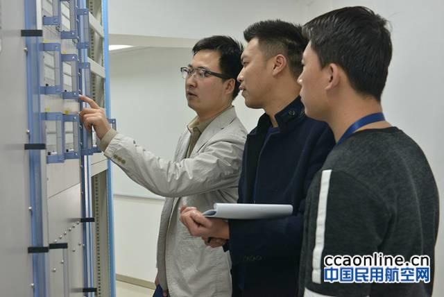 宁夏空管技保部完成2018年春节保障