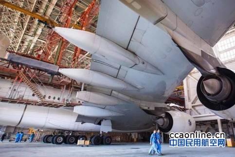 """""""空中巨无霸""""先后降临,厦门航空维修业步入新起点"""