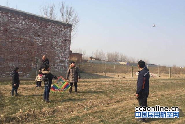 春节期间,石家庄机场制止16起危害净空安全事件