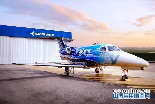 飞鸿100EV超轻型公务机将首次亮相欧洲公务航空展
