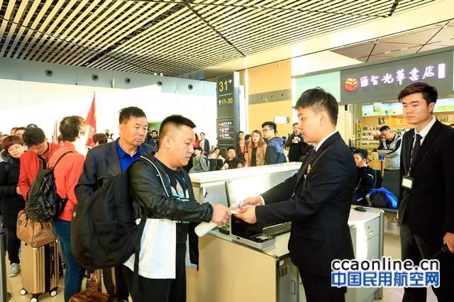"""""""五一""""小长假哈尔滨机场运送旅客16万人次"""