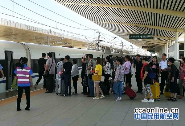 吕尔学带队赴国家铁路集团公司座谈 共同推进大兴机场空铁联运